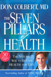 seven pillars of health don colbert
