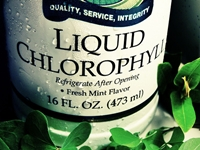 Liquid Chlorophyll health benefits